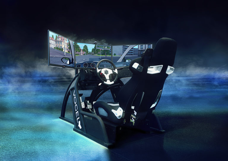 Der DrivingSchool Simulator ist da!