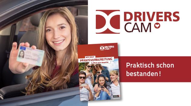 DRIVERS CAM – PRAKTISCH SCHON BESTANDEN